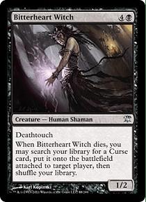 Bitterheart Witch - INS