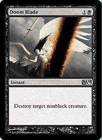 Doom Blade - M14