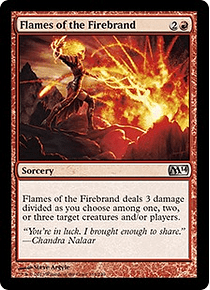 Flames of the Firebrand - M14