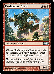 Fleshpulper Giant - M14