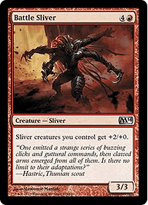 Battle Sliver - M14