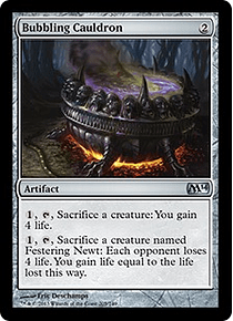 Bubbling Cauldron - M14