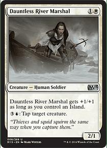 Dauntless River Marshal - M15