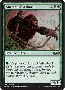 Ancient Silverback - M15