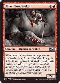 Altac Bloodseeker - M15