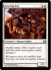 Fencing Ace - RTR