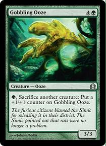 Gobbling Ooze - RTR