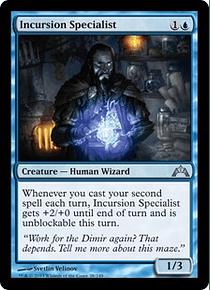 Incursion Specialist - GTC