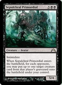 Sepulchral Primordial - GTC