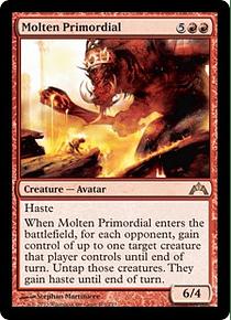 Molten Primordial - GTC