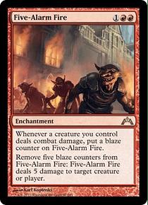 Five-Alarm Fire - GTC