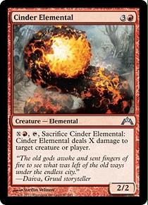 Cinder Elemental - GTC