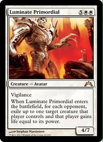 Luminate Primordial - GTC