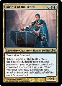 Lavinia of the Tenth - DMZ
