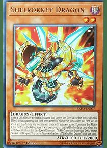 Shelrokket Dragon - EXFO-EN007 - Rare