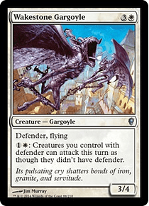 Wakestone Gargoyle - CONS