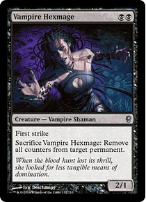 Vampire Hexmage - CONS