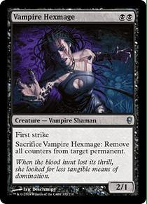 Vampire Hexmage - CONS