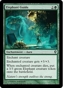 Elephant Guide - CONS