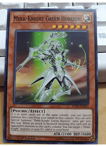 Mekk-Knight Green Horizon - EXFO-EN015 - Common
