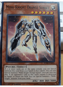 Mekk-Knight Orange Sunset - EXFO-EN016 - Common