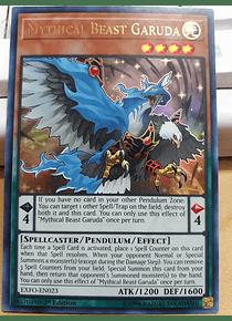 Mythical Beast Garuda - EXFO-EN023 - Ultra Rare