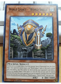 "World Legacy - ""World Shield"" - EXFO-EN021 - Common"
