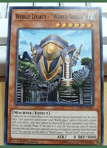 "World Legacy - ""World Shield"" - EXFO-EN021 - Common"