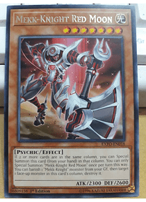 Mekk-Knight Red Moon - EXFO-EN018 - Rare