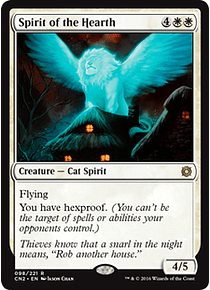 Spirit of the Hearth - TTC