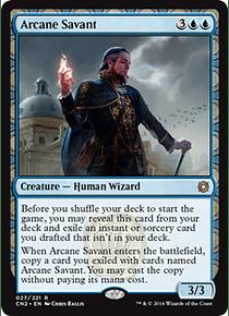 Arcane Savant - TTC