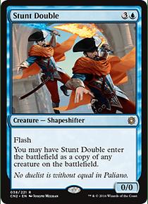 Stunt Double - TTC