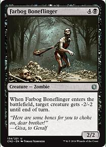 Farbog Boneflinger - TTC