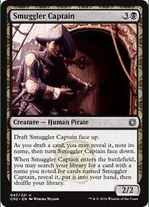 Smuggler Captain - TTC