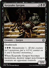 Keepsake Gorgon - TTC