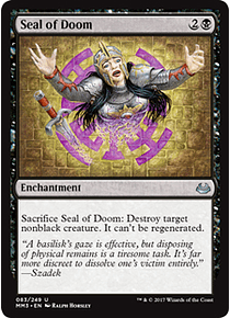 Seal of Doom - MM17