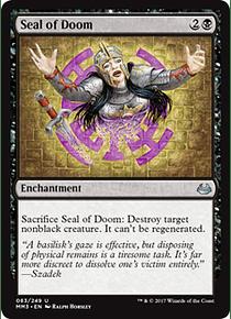 Seal of Doom - MM17