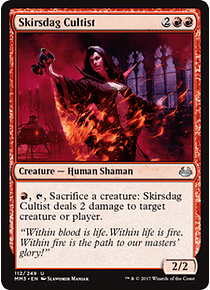 Skirsdag Cultist - MM17