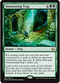 Summoning Trap - MM17