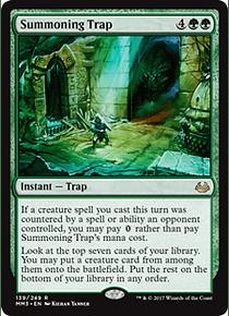 Summoning Trap - MM17