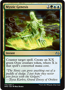Mystic Genesis - MM17