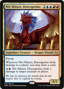 Niv-Mizzet, Dracogenius - MM17