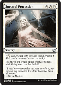 Spectral Procession - MM15