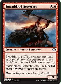Stormblood Berserker - MM15