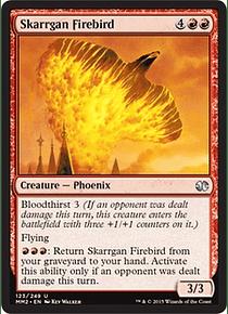 Skarrgan Firebird - MM15