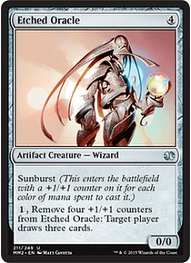 Etched Oracle - MM15