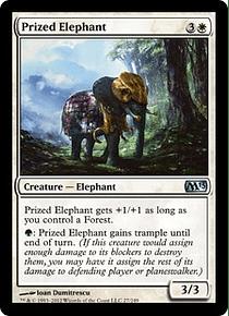 Prized Elephant - M13