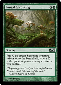 Fungal Sprouting - M15