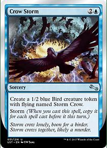 Crow Storm - UST