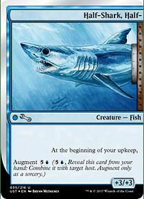 Half-Shark, Half- - UST